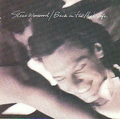 Steve Winwood : Back in the High Life CD