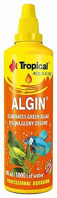 Tropical Algin Aquarium Fish Tank Treatment Anti Algae Tap Water In Aquarium