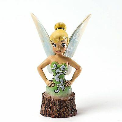 Disney Traditions - Tinker Bell Carved By Heart Jim Shore Figurine 4033292