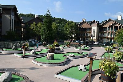 WYNDHAM SMOKY MOUNTAINS - Sevierville, Tennessee 2 BR, 5 nights: APR 12-17