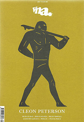 Very Nearly Almost VNA #29 CLEON PETERSON Ron English RICKY POWELL Persue @NEW@