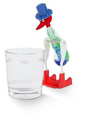 Science Museum Famous Drinking Bird Wow! Stuff Sipping