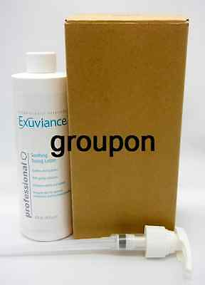 Exuviance Soothing Toning Lotion Pro Salon 474ml 16oz #soal