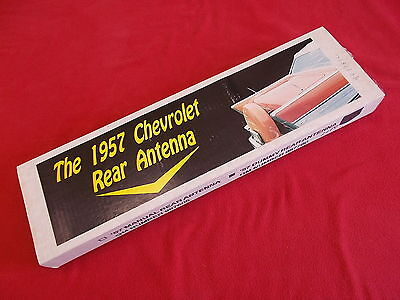 1957 Chevrolet New Left Rear Dummy Antenna For Use With Right Side Power Antenna