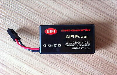 New Aftermarket Battery For Ar.drone 2.0 Helicopter Quadricopter Control 2300Mah