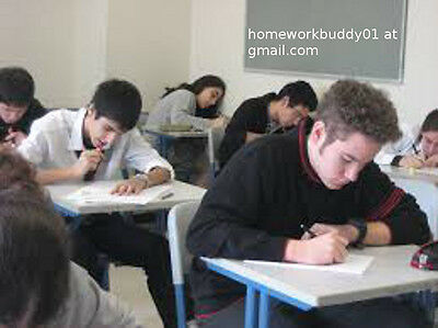 Academic Custom Essay, Term paper, Research Report Discussions & Assignments