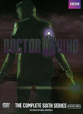 Doctor Who: The Complete Sixth Series (DVD, 2011, 6-Disc Set)