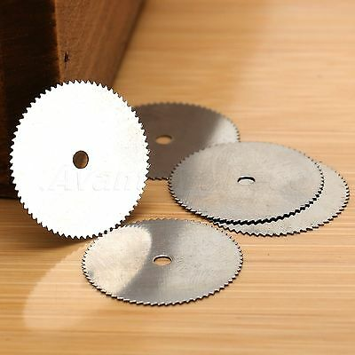 22mm Stainless Steel Wood Saw Wheel Cutting Blade for  Rotary Tools Power Drill