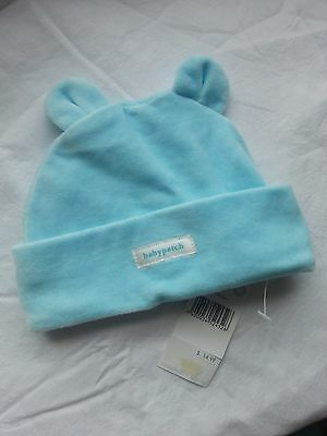 Bnwt Pumpkin Patch Teds Team Seaspray Velour Hat With Ears ,mix & Match To Save!