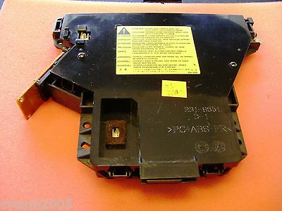 HP LaserJet 4000n 4000TN Laser Scanner Assembly RB1-8651 RB1-8650