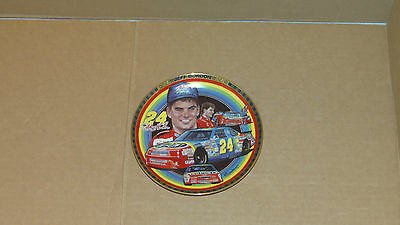 The Hamilton Collection Drivers of Victory JEFF GORDON Collector Plate 1994