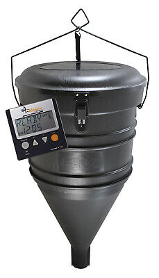 Wildgame Innovations WGI-W50AUGM Pile Driver Hanging Feeder - 30lbs