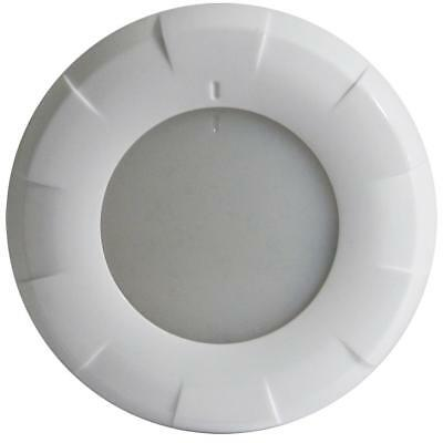 Lumitec 41056W Aurora White / Blue Dimmable Output Dome Light