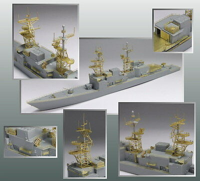 Photo-Etched PE 1/700 USS Spruance DD-963 for Dragon AH 270010