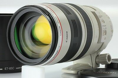 Canon EF 100-400 mm F4.5-5.6 L IS USM Lens ***NEAR N Perfect Condition*** FromJP