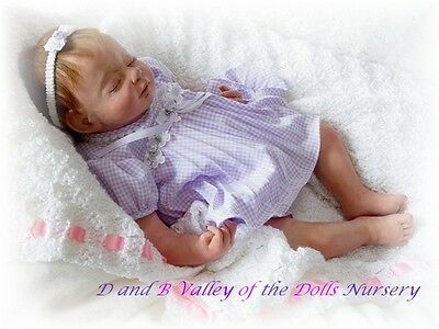 Reborn Doll Kit Elizabeth by Lisa Gregg  Limited Edition of 300 SOLD OUT EDITION