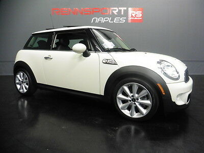Mini : Cooper S 2dr Cpe S 2012 mini cooper s sport package 1 owner mint save versus new