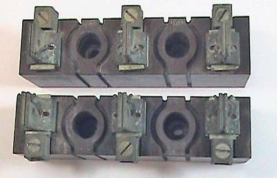 1 Set of Fuse Disconnect Blocks NOS