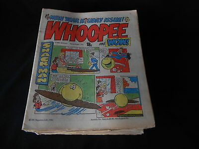 Whoopee Comic Complete Year 1984