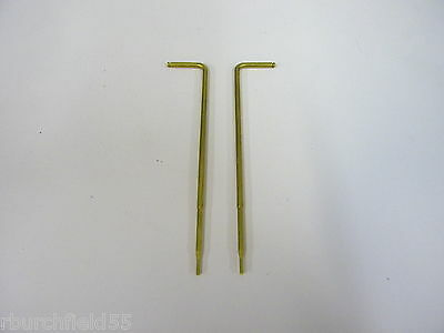 Edelbrock Performer Carter AFB AVS Metering Rods Size .071 x .047 Sold in Pair