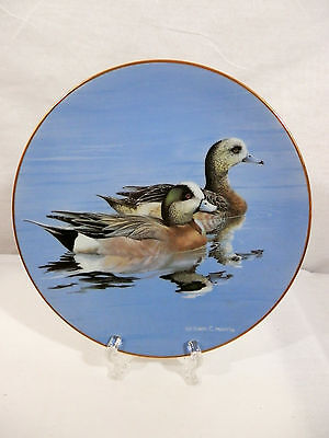 "W. S. George Ltd Ed Federal Duck Stamp Plate Coll 6th Issue 1991 ""Wigeons"""