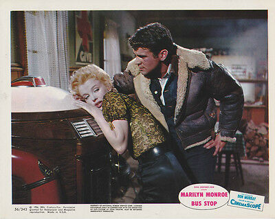 Bus Stop - Marilyn Monroe Don Murry Original 1956 Release!