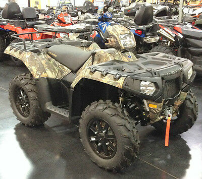 NEW 2015 Polaris Sportsman XP 1000 Pursuit Camo EPS Winch! AWD 88hp NO BS FEES!