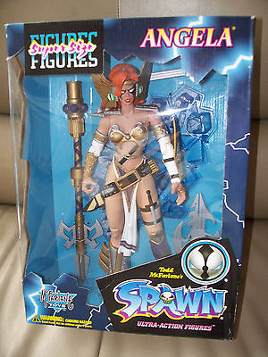 McFarlane Spawn SUPER SIZE FIGURES 13-inches Tall - Angela Ultra Action Figure