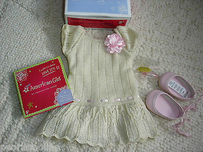 My American Girl SWEET SPRING DRESS OUTFIT NEW, Shoes, Isabelle ,Grace,* Easter