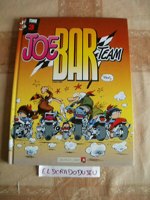 Eldoradodujeu > Bd - Joe Bar Team 3 - Vents D'ouest 1999