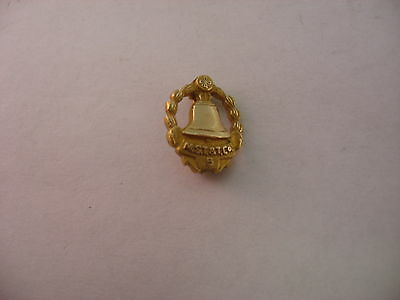 Vintage 5 Year Award Pin: MST&T M.S.T.& T. Mountain States Telephone & Telegraph
