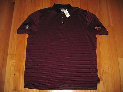 NWT Polo Ralph Lauren Golf 100% Pima Cotton Polo Shirt Men's XXL CANON CUP