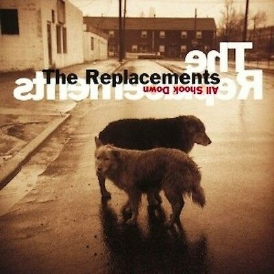 """THE REPLACEMENTS  """"ALL SHOOK DOWN"""" ORGMUSIC TEST PRESSING ULTRA RARE~FANS ONLY!!"""