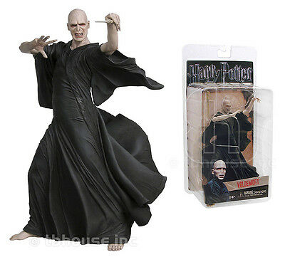 LORD VOLDEMORT figure HARRY POTTER action AND THE DEATHLY HALLOWS series 2 NECA