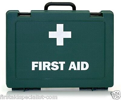 British Standard BS 8599 Compliant Workplace, Catering and Travel First Aid Kits