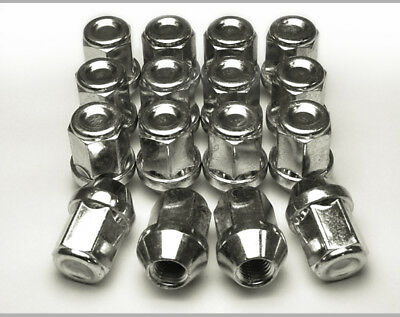 Set of 24 Wheel Nuts for Alloy Wheels M12 x 1.5 19mm Hex