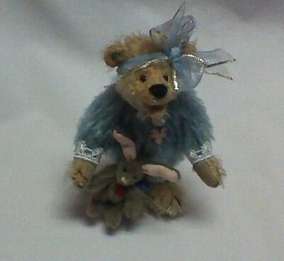 """DEB CANHAM  """"MOLLY & JAKE""""  CLUB  EXCLUSIVE 2000-2001 CHARITY"""