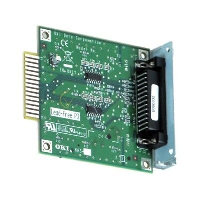 OKI RS-232C Serial Card Interface 44455101 Adapter