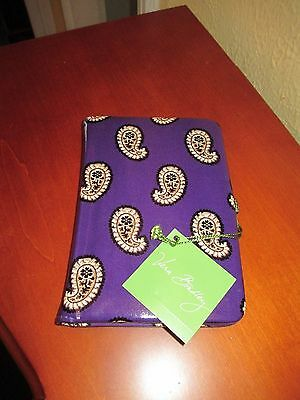 Vera Bradley Show and Tell Photo Case in Simply Violet, NWT