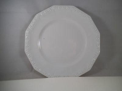 Vintage Rosenthal Selb Germany Maria White Salad Plate