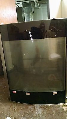 HOBART HR7E ELECTRIC ROTISSERIE OVEN (1 OR 3 PHASE) ML-132093BP with GLASS BACK