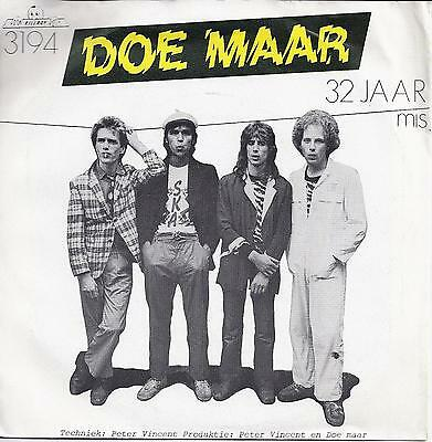 Doe Maar - Sinds 1 dag of 2  (NL 1980) + Pa (NL 1983)  2 for the price of 1 !