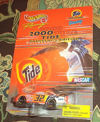 Hot Wheels #32 Tide 2000 Ford Taurus - Deluxe 1:64 Diecast Car