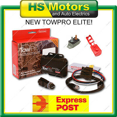 REDARC TOWPRO ELITE Auto Calibrating Remote Electric Brake Controller Tow Pro