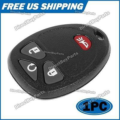 New Keyless Fob Entry for 08-14 Buick Enclave 4-button Remote with Remote Start