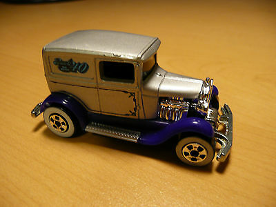 Hot Wheels 2008 Since 68 Top 40 Set A-OK Ford Silver Mint Loose Diecast