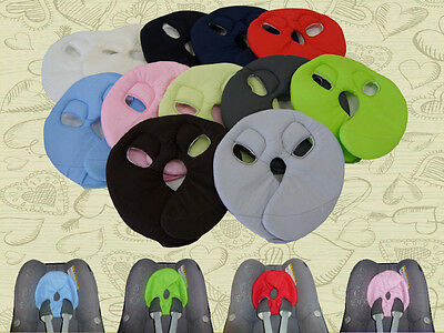 CAR SEAT HEAD HUGGER SUPPORT FIT TO MAXI COSI PEBBLE -12 colors !!!
