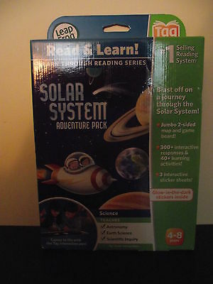 Leap Frog Solar System Adventure Pack For Tag Reading System