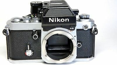 Nikon F2 AS Photomic 35mm SLR Film Camera body From Japan *EXC+*