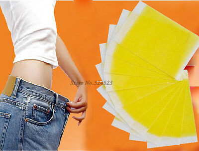 30Pcs Weight Loss  Slimming Patches Diets Pads Detox Adhesive Sheet